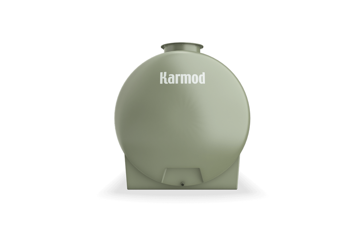 Fiberglass tank 5000 liters