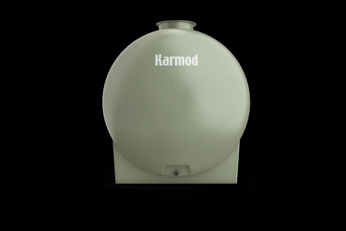 Fiberglass tank 7500 liters