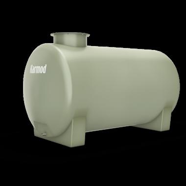 Fiberglass water tank 1000 liters