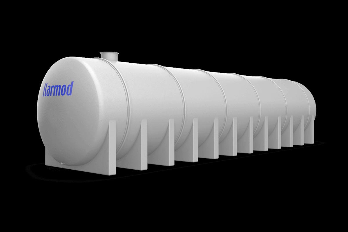 Fiberglass water tank 100000 liters
