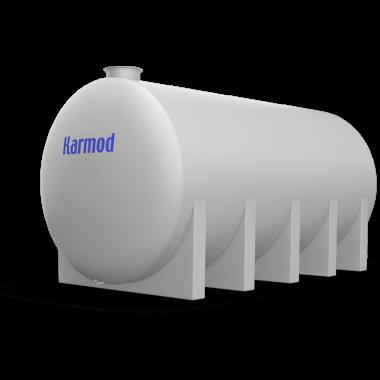 Fiberglass water tank 25000 liters