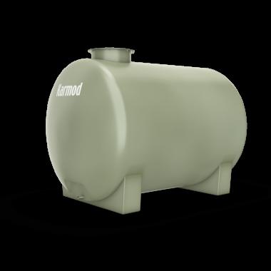 Fiberglass water tank 3000 liters