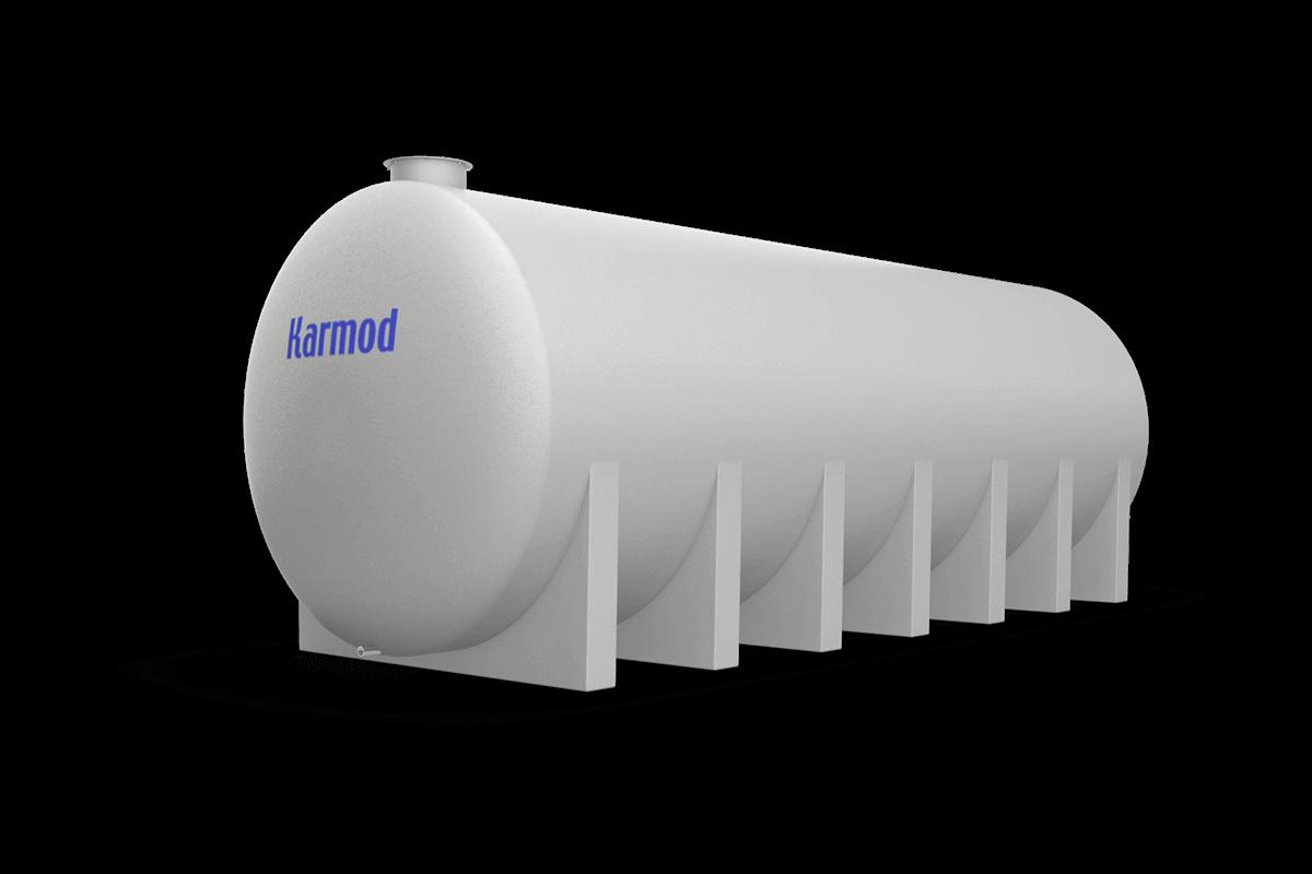 Fiberglass water tank 35000 liters