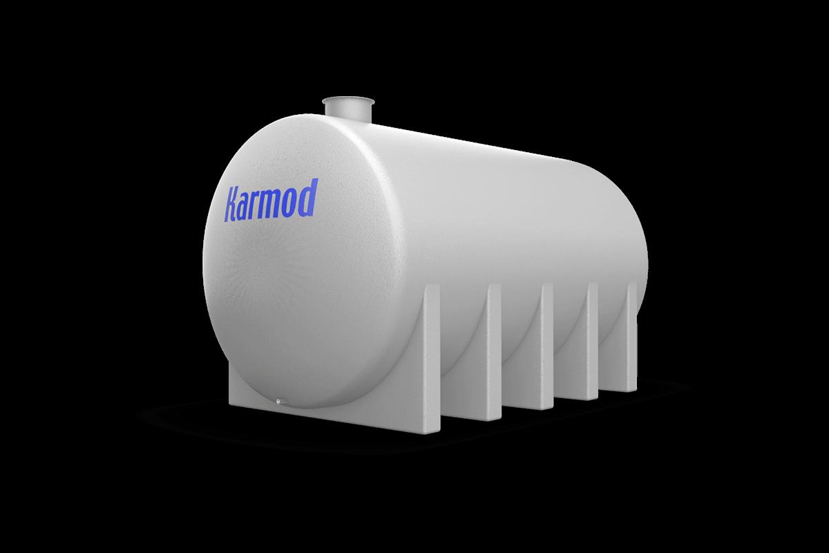 Fiberglass water tank 40000 liters