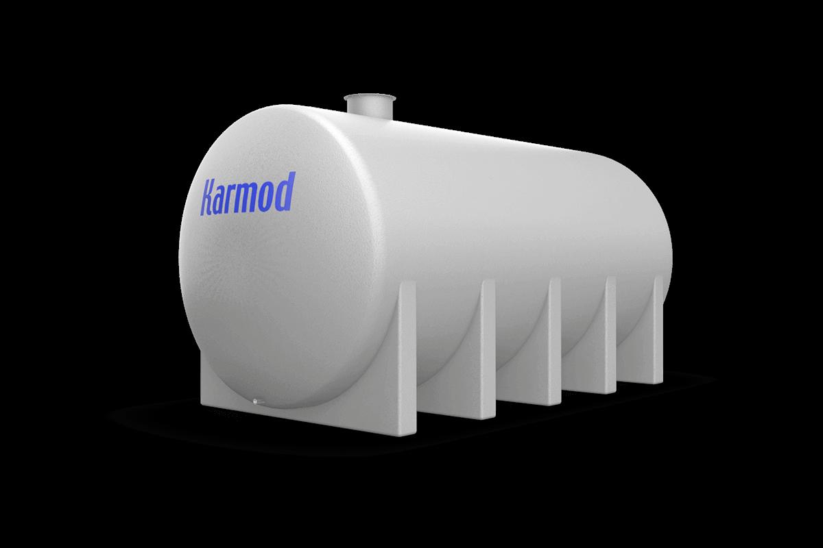 Fiberglass water tank 45000 liters