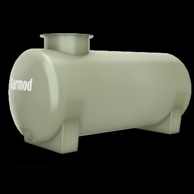 Fiberglass water tank 500 liters