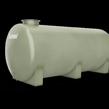 Fiberglass water tank 5000 liters