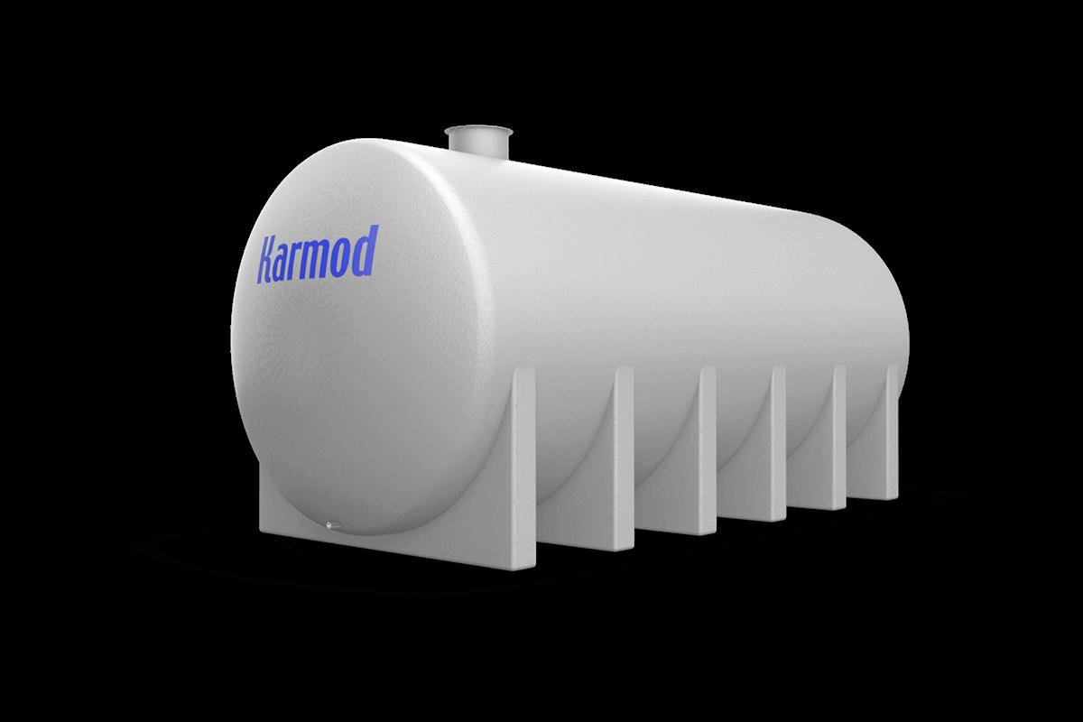 Fiberglass water tank 50000 liters