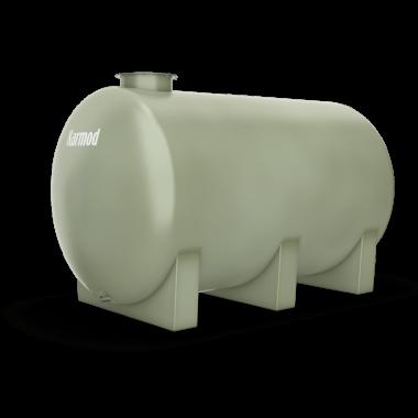 Fiberglass water tank 6000 liters