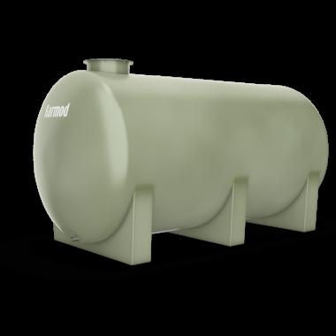 Fiberglass water tank 7000 liters