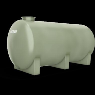 Fiberglass water tank 7500 liters