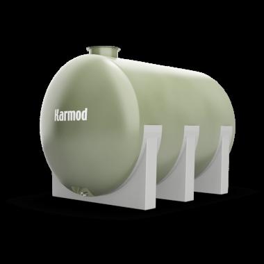 Fiberglass water tank 8000 liters