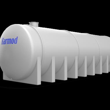 Fiberglass water tank 80000 liters
