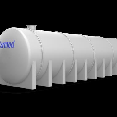 Fiberglass water tank 90000 liters