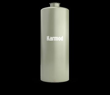 2000 L Fiberglass Storage Tank