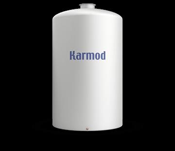 20.000 L Fiberglass Storage Tank