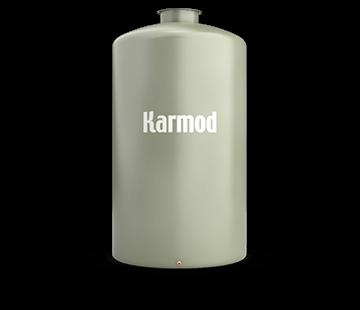 3500 L Fiberglass Storage Tank