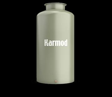 400 L Fiberglass Storage Tank