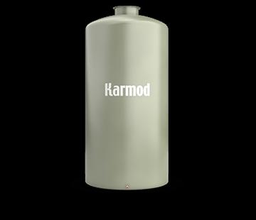 4000 L Fiberglass Storage Tank