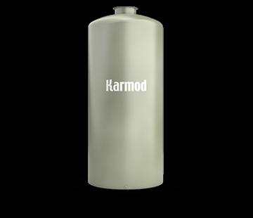 4500 L Fiberglass Storage Tank