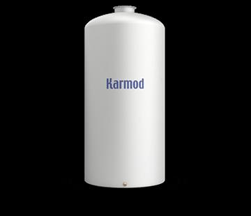 7500 L Fiberglass Storage Tank