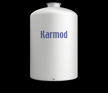 8000 L Fiberglass Storage Tank