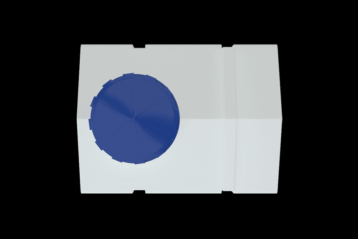 polyethylene rectangular water tank 200 liters