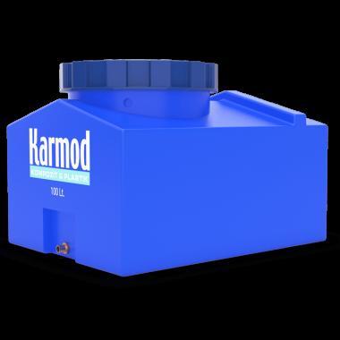 rectangular water tank 100 liters