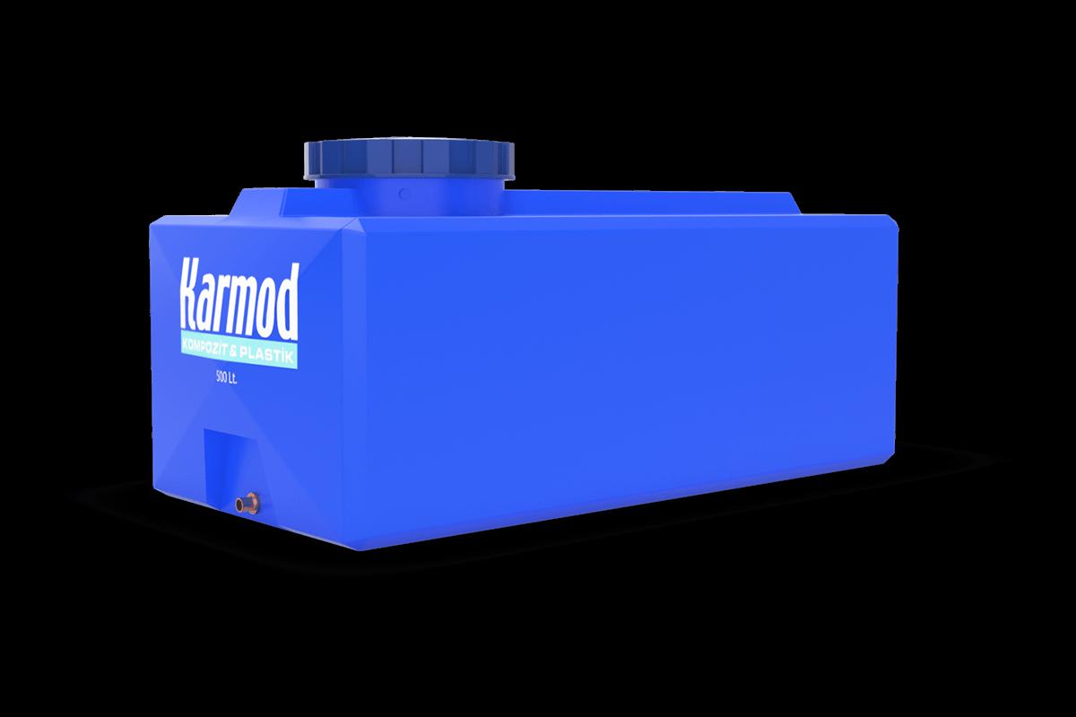 rectangular water tank 500 liters